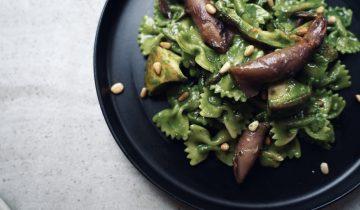 Green Sauce Pasta