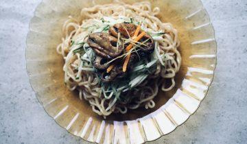Mussel Cold/Warm Noodle
